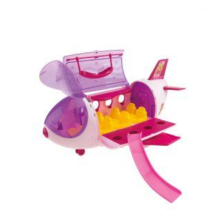 Girl Squad Airplane Playset