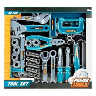 Power Tools Tool set, 30 pcs.