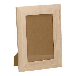 Decorate your own Wooden Photo Frame