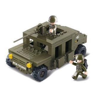 Sluban Patrol Car
