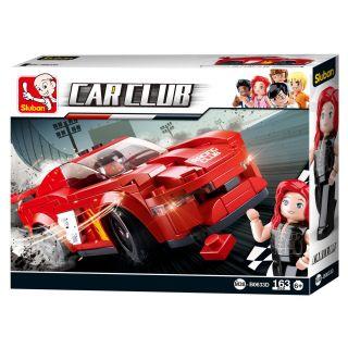Sluban Car Club Racer - Bird