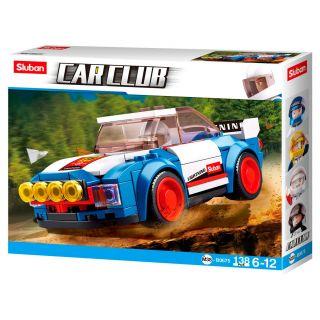 Sluban Car Club - Rally Auto