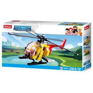 Sluban Helicopter
