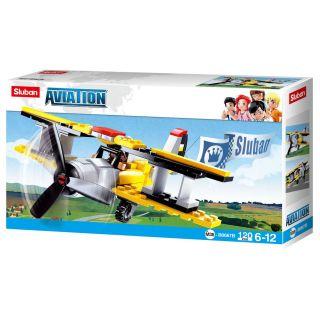 Sluban Double-decker Plane