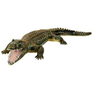 Crocodile Soft Touch, 60 cm