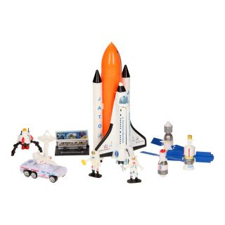 Space Shuttle Set Large with Light and Sound