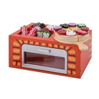 Joueco Wooden Pizza Oven