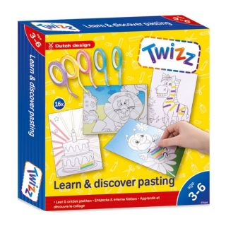 Twizz Learn & Discover Paste