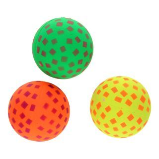 High-Bounce Balls, 3pcs