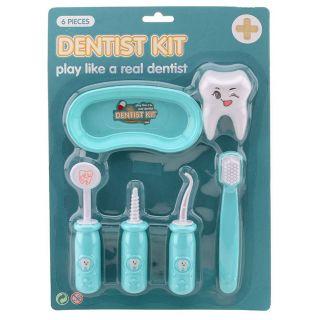 Dentist Playset, 6 pcs.