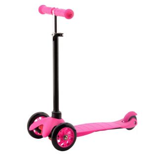 Sports Active Tri-Scooter Pink