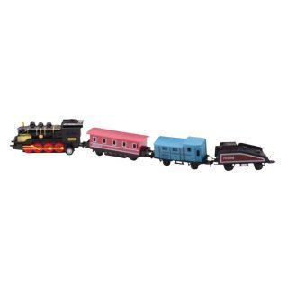 Die-Cast Pullback Locomotive
