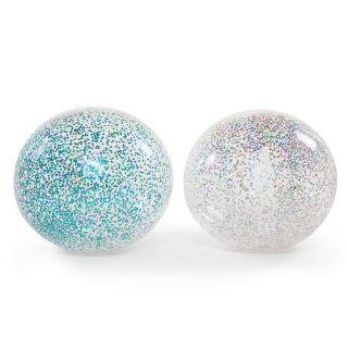 Inflatable Glitter bubble ball, Ø 85 cm