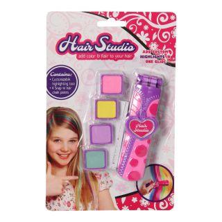 Hair chalk color set
