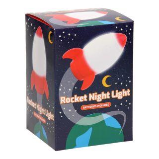 Night lamp Rocket