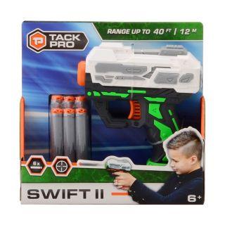 Tack Pro® Swift II with 6 darts, 13cm