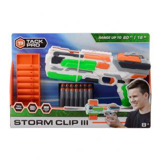 Tack Pro® Storm Clip III with 14 darts