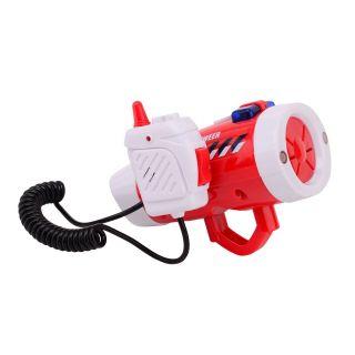 Bike Fun Bicycle Siren Fire Brigade with Microphone