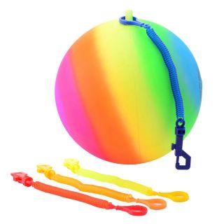 Rainbow Bungee Ball