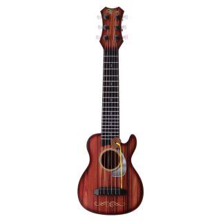 Guitar with Metal Strings, 45cm