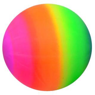 Outdoor Fun Rainbow ball, 20cm