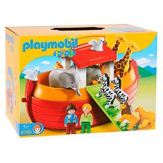 Playmobil® 1.2.3 - 6765 - Arche de Noé transportable