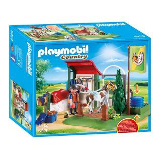 Playmobil® Country - 6929 - Box de lavage pour chevaux