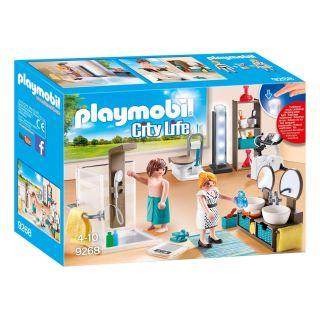 Playmobil® City Life - 9268 - Salle de bain avec douche à l'italienne