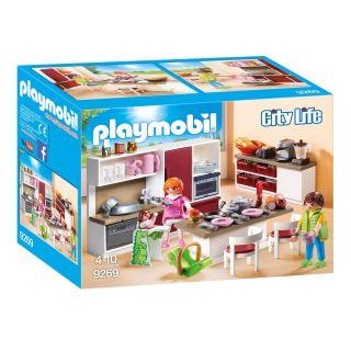 Playmobil® City Life - 9269 - Cuisine aménagée