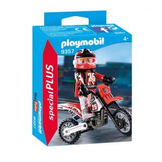 Playmobil® Action - 9357 - Pilote de motocross