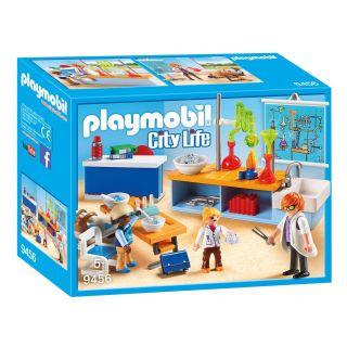 Playmobil 9456 Chemistry room