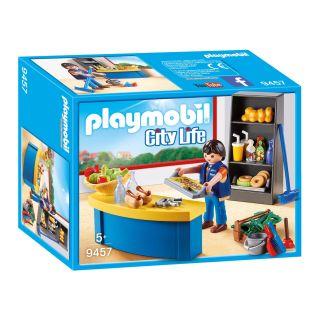 Playmobil 9457 School Concierge with Kiosk