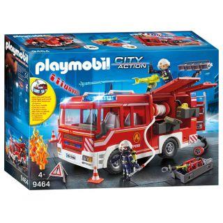 Playmobil® City Action - 9464 - Fourgon d'intervention des  pompiers