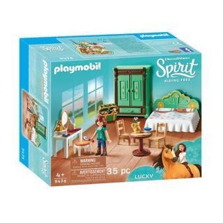 Playmobil® Spirit Riding Free - 9476 - Chambre de Lucky