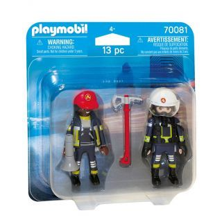 Playmobil® City Action - 70081 - Pompiers secouristes