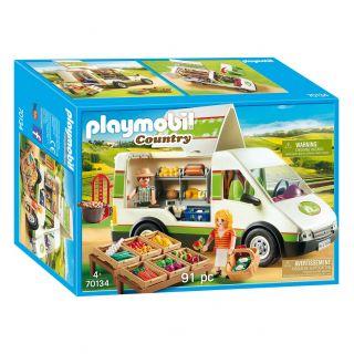 Playmobil® Country - 70134 - Camion de marché