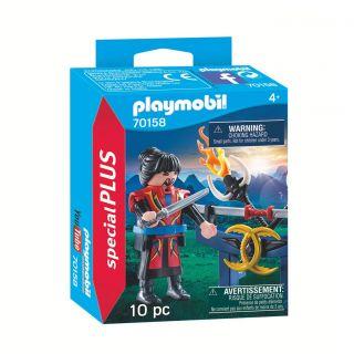Playmobil® Special Plus - 70158 - Combattant asiatique