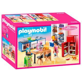 Playmobil® Dollhouse - 70206 - Cuisine familiale