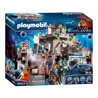 Playmobil® Novelmore - 70220 - Grand château des Chevaliers Novelmore
