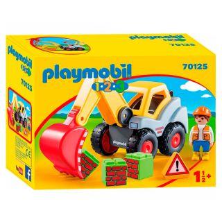 Playmobil® 1.2.3 - 70125 - Pelleteuse