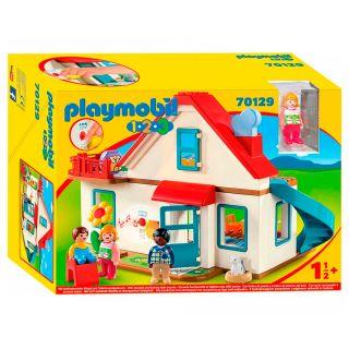Playmobil® 1.2.3 - 70129 - Maison familiale