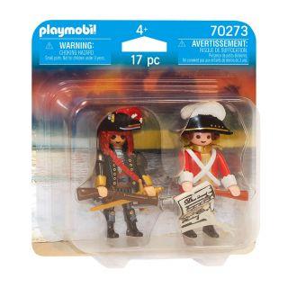Playmobil® Autre - 70273 - Capitaine pirate et soldat