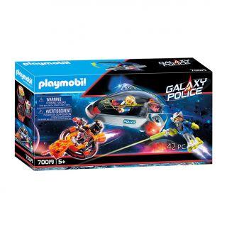Playmobil 70019 Galaxy Police Glider