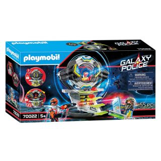 Playmobil 70022 Galaxy Safe with Secret Code