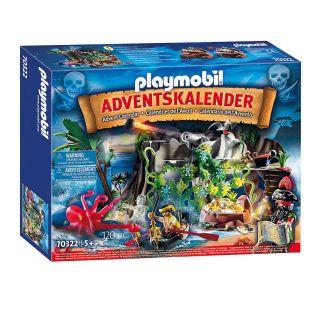 Playmobil 70322 Advent Calendar Treasure Hunt Pirates