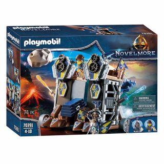 Playmobil 70391 Novelmore Mobile Catapult Fort