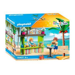 Playmobil® La croisière - 70437 - Snack de plage