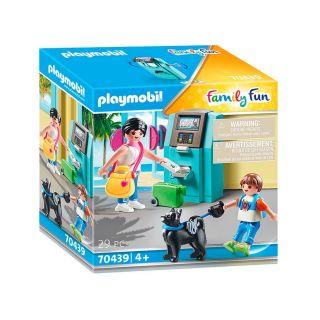 Playmobil® La croisière - 70439 - Vacanciers et distributeur automatique