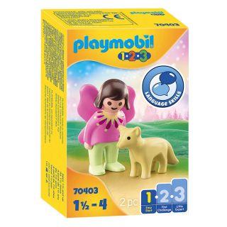 Playmobil 70403 Fairy friend with Fox