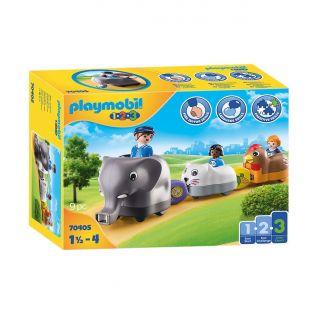 Playmobil 70405 Animal train